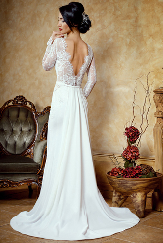 Silhouette Bride 3
