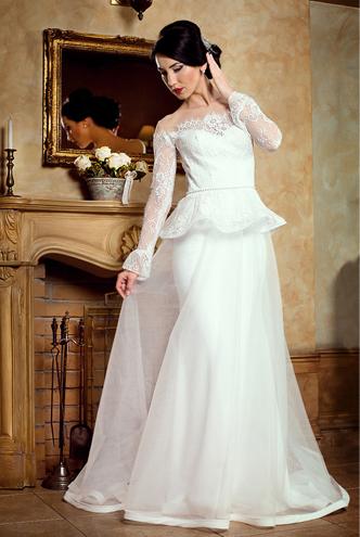 Silhouette Bride 7