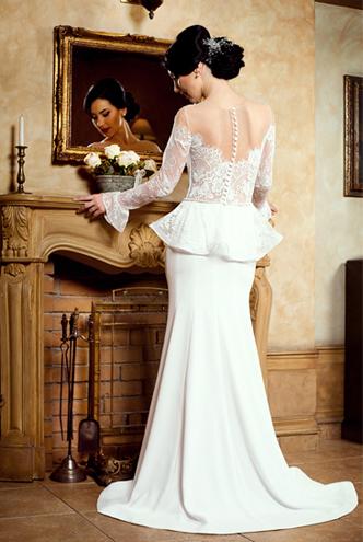 Silhouette Bride 8