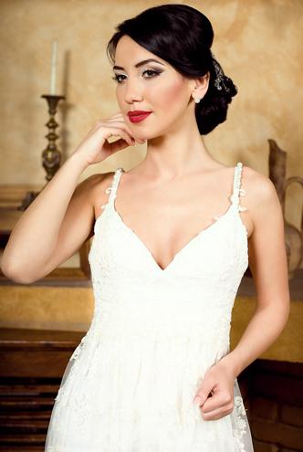 Silhouette Bride 9