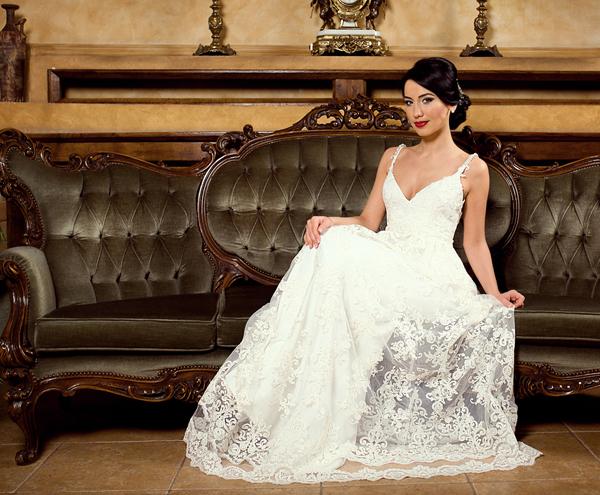 Silhouette Bride 10