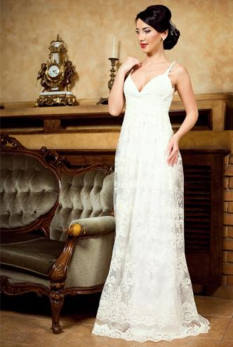 Silhouette Bride 11