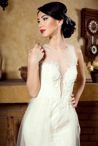 Silhouette Bride 13