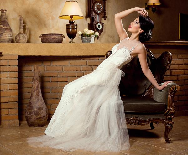 Silhouette Bride 14