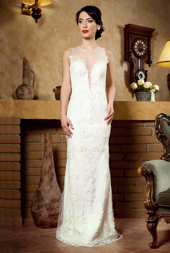 Silhouette Bride 17
